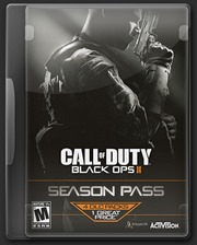 Call Of Duty: Black-Ops 2-Season Pass