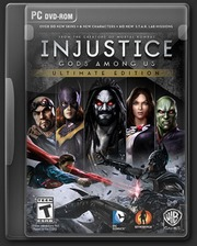 Injustice Gods Among Us Ultimate-Edition