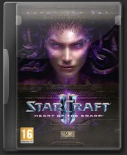 StarCraft 2: Heart Of The Swarm DLC