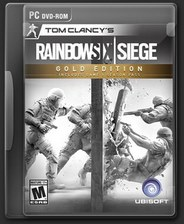 Rainbow Six Siege Gold Edition + Year 2 Pass