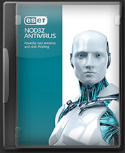 آنتی ویروس  ESET NOD32 Antivirus 1PC
