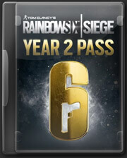 Rainbow Six Siege Season Pass Year 2